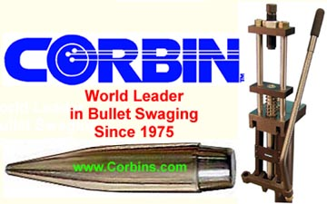 Corbin Swaging Equipment Since 1975