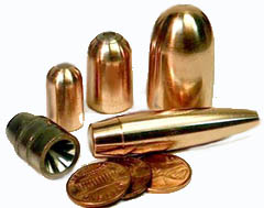 Make bullets for (and from) pennies!