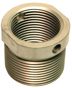 Adapter Bushing, for CHP-1 or CSP-2 press, special threads from 1-1/4 x 12 and smaller